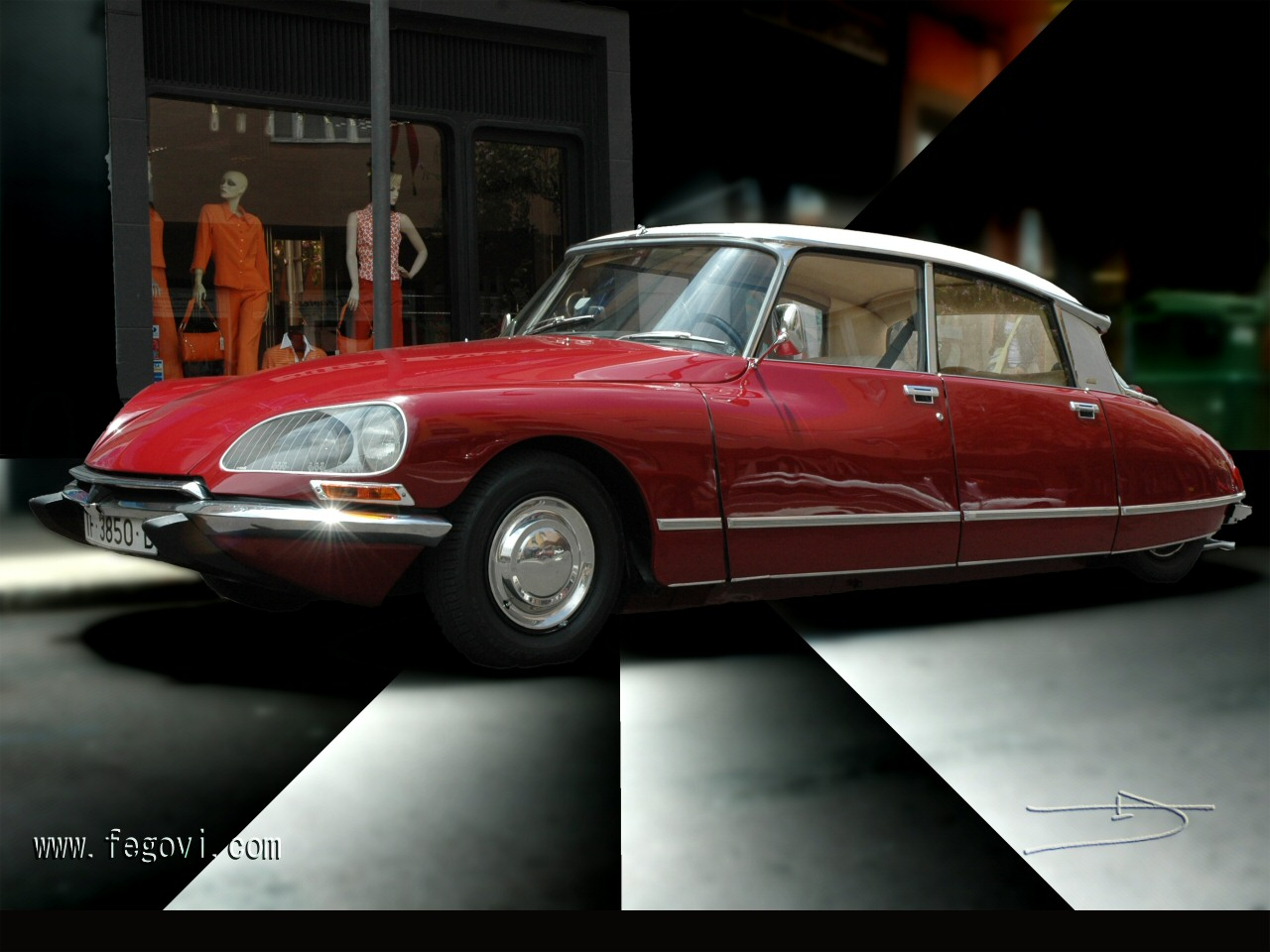 Devanshu S Blog Citroen D Super 5 Rpc 11l At Classics On