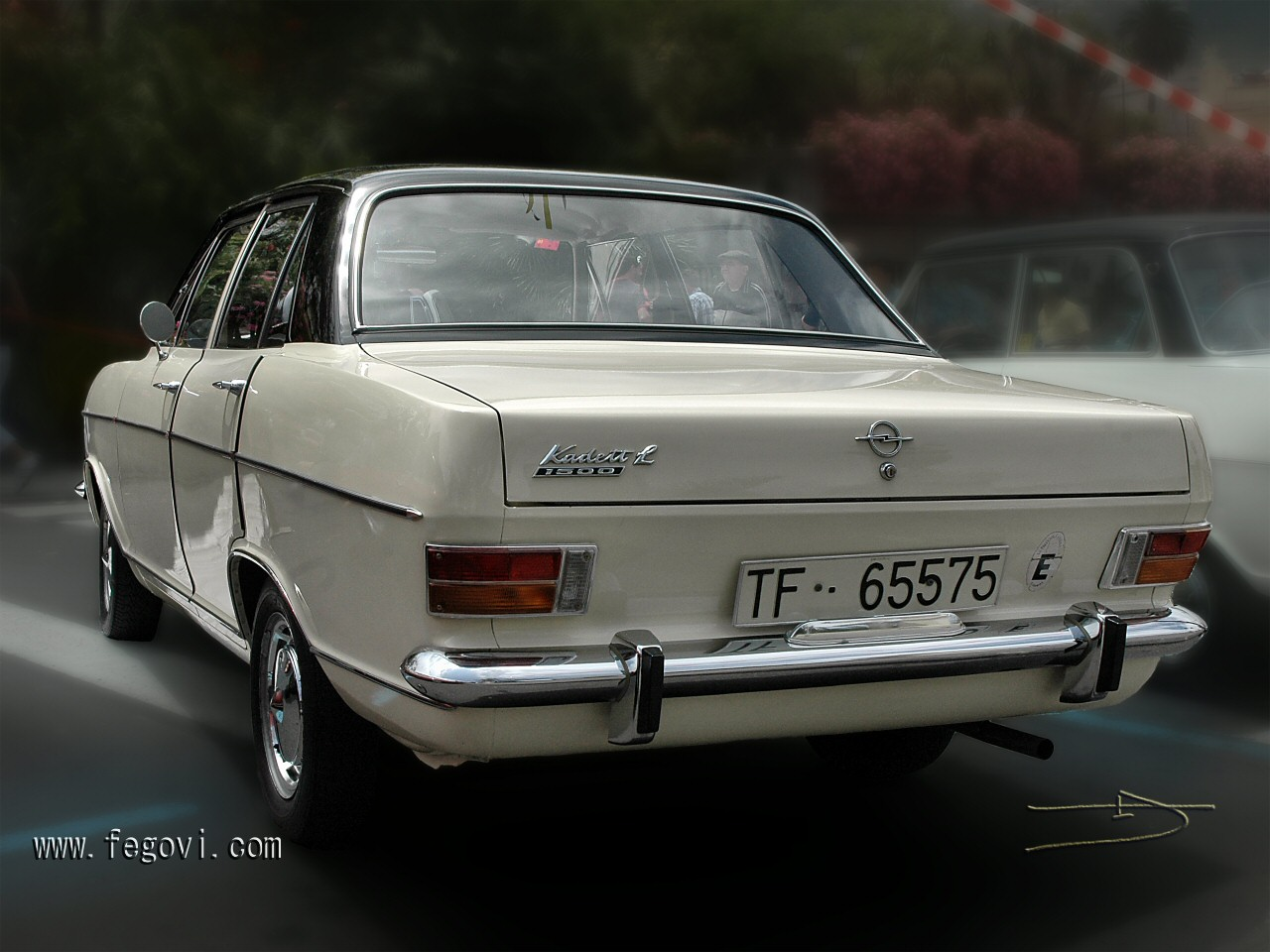 Make, Opel. Model, Kadett L